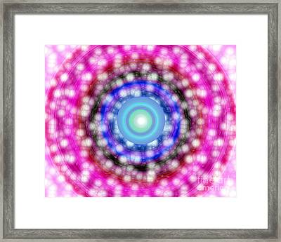 Matter Of Femininity Framed Print by Jack Norton