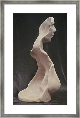 Maturity Framed Print by Sarah Biondo