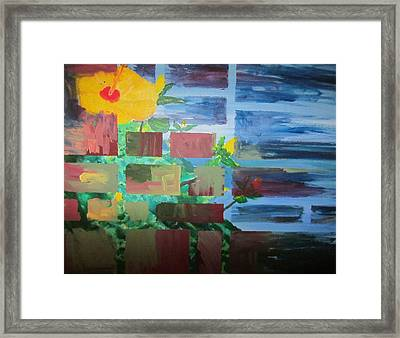 Maui Moment Framed Print by Dona McKee