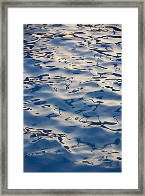 Maui Ocean Ripples II Framed Print by Ron Dahlquist - Printscapes