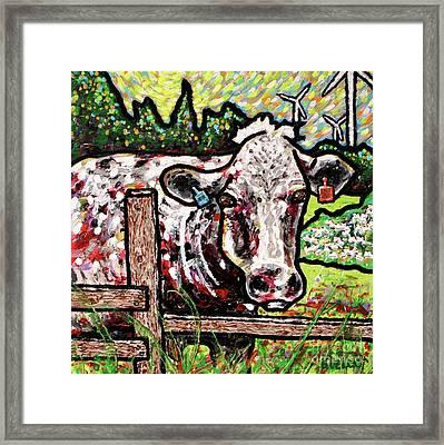 Maven Framed Print by Dennis Velco