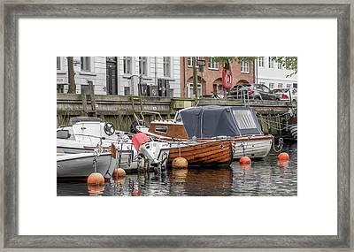 May Be Little But I Sure Am Cute Copenhagen Framed Print
