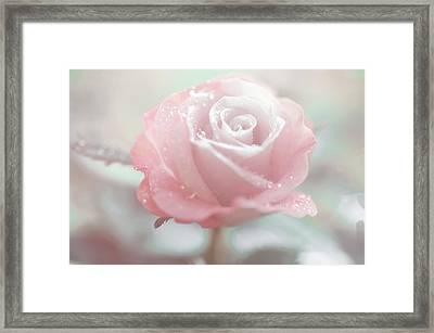 May It Be Framed Print by Jenny Rainbow