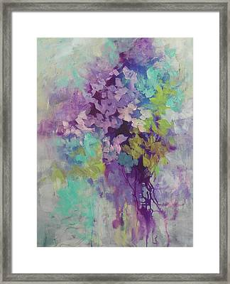 May Morning Framed Print