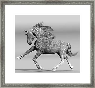 May Tricks Matrix Framed Print by Betsy Knapp