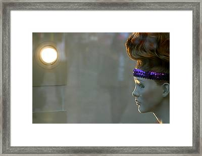 Maybe One Day Framed Print by Jez C Self