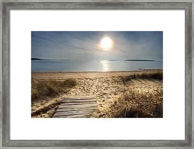 Mayobeach Framed Print