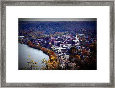 Maysville Kentucky Framed Print