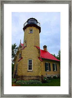 Mcgulpin Point Lighthouse Framed Print