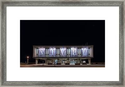 Framed Print featuring the photograph Mcmxliviii by Randy Scherkenbach