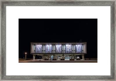 Mcmxliviii Framed Print by Randy Scherkenbach