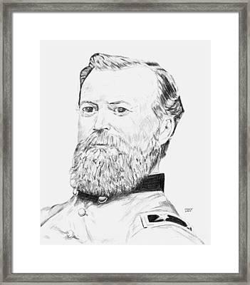 Mcpherson Framed Print by Dennis Larson