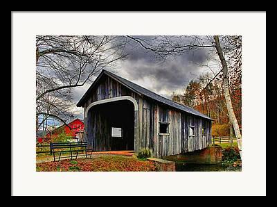 Grafton Vermont Framed Prints