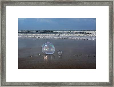Me And My Baby Framed Print by Betsy Knapp