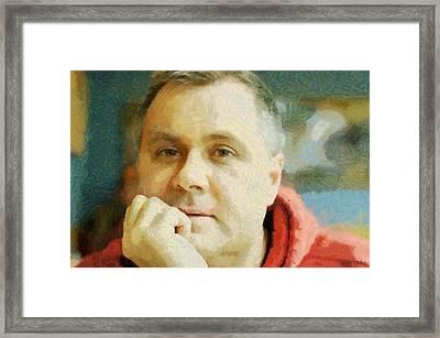 Me Framed Print by Jeff Kolker