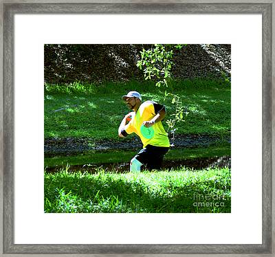 Framed Print featuring the photograph Me by Marty Gayler