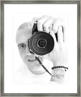 Me Myself And I Framed Print by Edward Myers