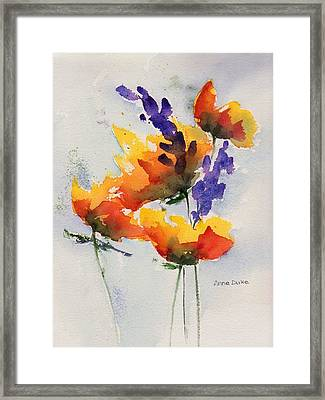 Meadow Muse Framed Print