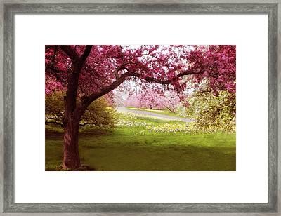 Meadow Views Framed Print