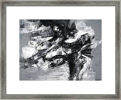 Meaningless Memory Framed Print by Jeff Klena