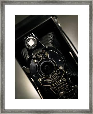 Mechanical Art Framed Print