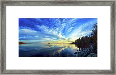 Meddybemps Reflections 1 Framed Print