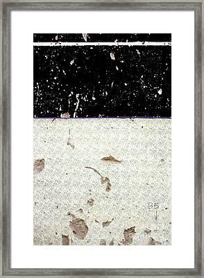Medianera 4 Framed Print