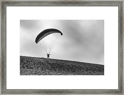 No Framed Print
