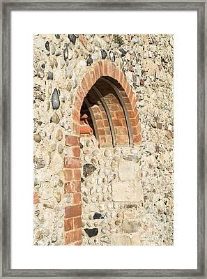 Medieval Arch Framed Print