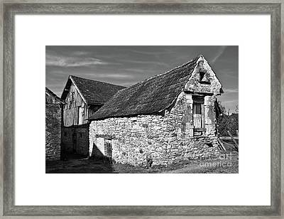 Medieval Country House Sound Framed Print
