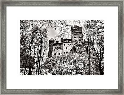 Medieval Framed Print by Gabriela Insuratelu