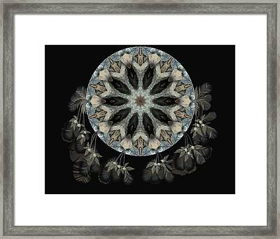 Medieval Metal  Framed Print by Deborah Holland