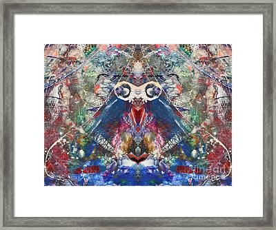 Meditation Framed Print by Dan Cope