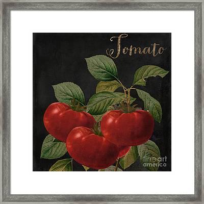 Medley Tomato Framed Print