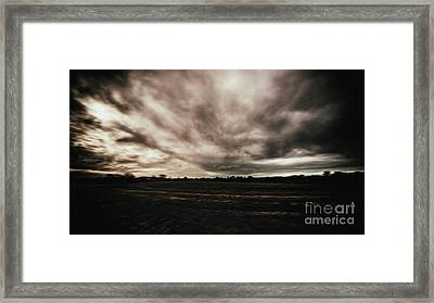 Medocscape_03 Framed Print