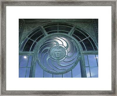 Medusa Framed Print by Brian Degnon