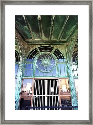 Medusa Reflections Framed Print