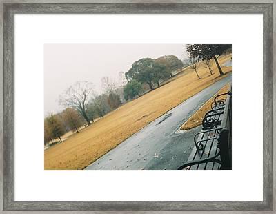 Meet Me In Atlanta  Framed Print by Jake Hartz