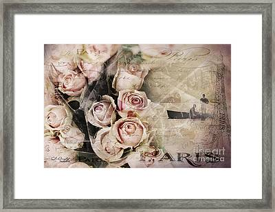 Meet Me There ... Framed Print