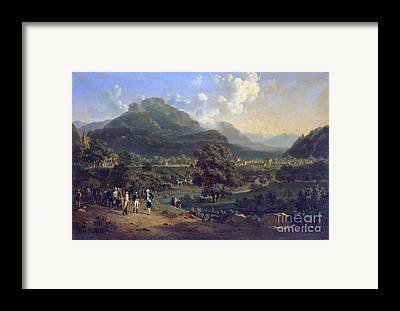 Leoben Framed Prints