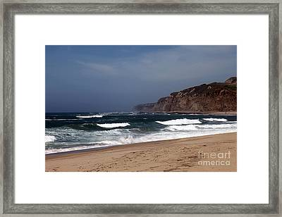 Meeting Of The Minds Framed Print by Amanda Barcon