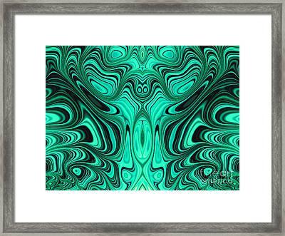 Mekon Framed Print by John Edwards