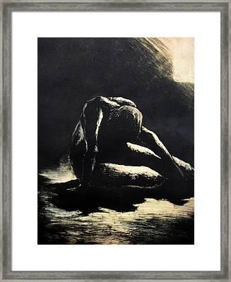 Melancholy Framed Print by Robert Plog