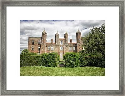 Melford Hall Framed Print