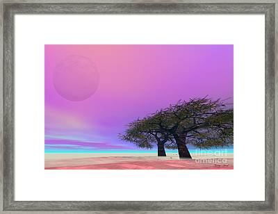 Mellow Framed Print by Corey Ford