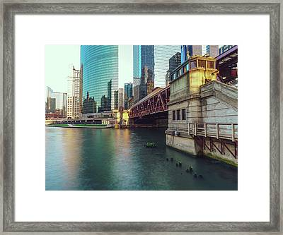 Mellow Afternoon Framed Print