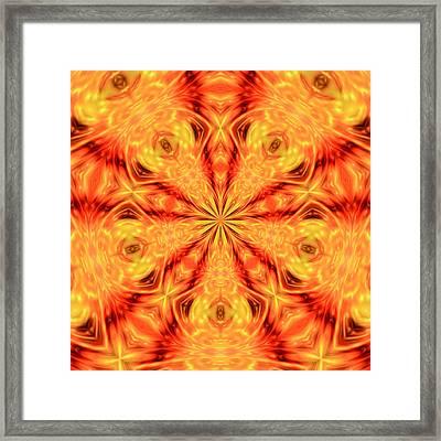 Melodize Framed Print