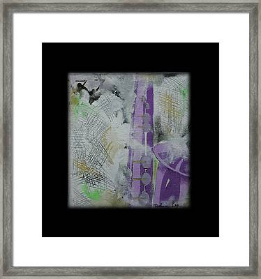 Melody Framed Print by Robin Lee