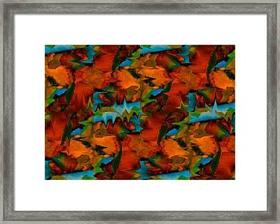 Meltdown Framed Print by Stephen Anderson