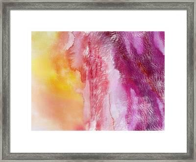 Melting Framed Print by Mark Taylor